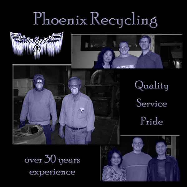 Phoenix Recycling - scrap plastic recycling