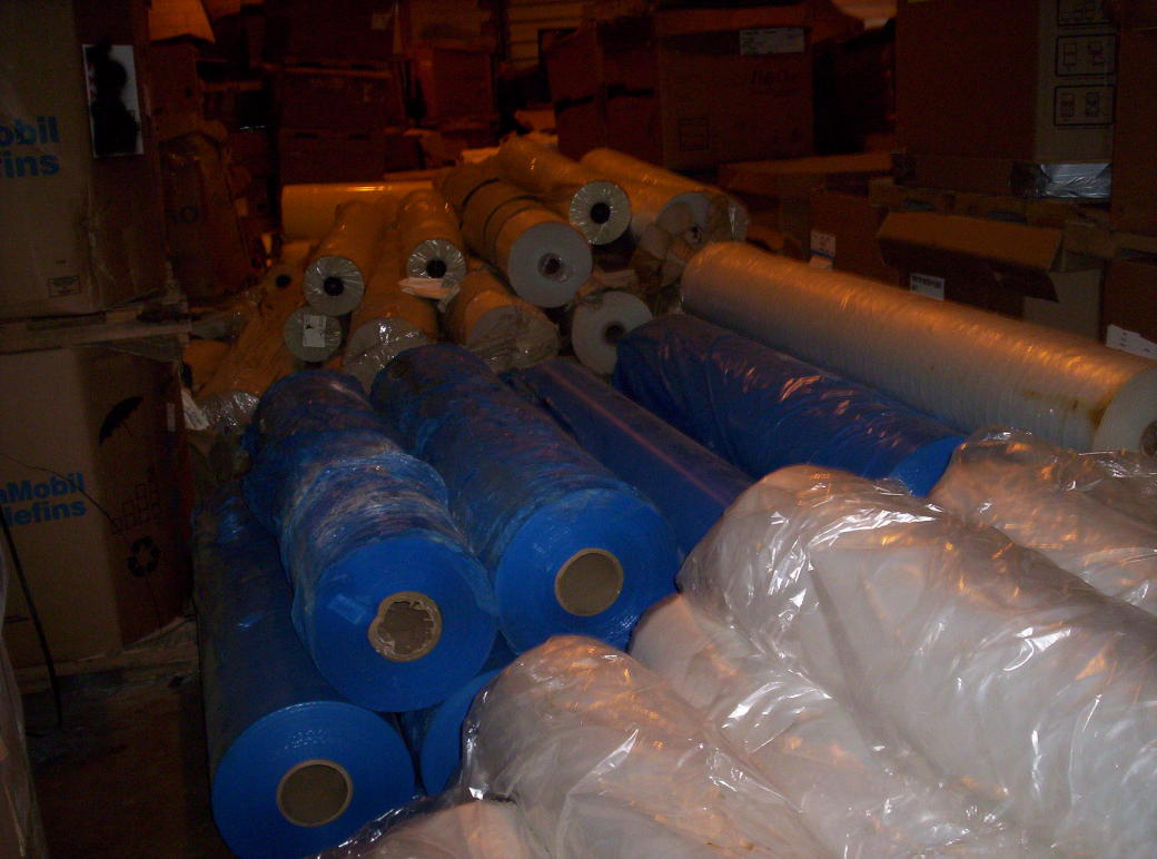 LDPE A Grade Film on Rolls 4