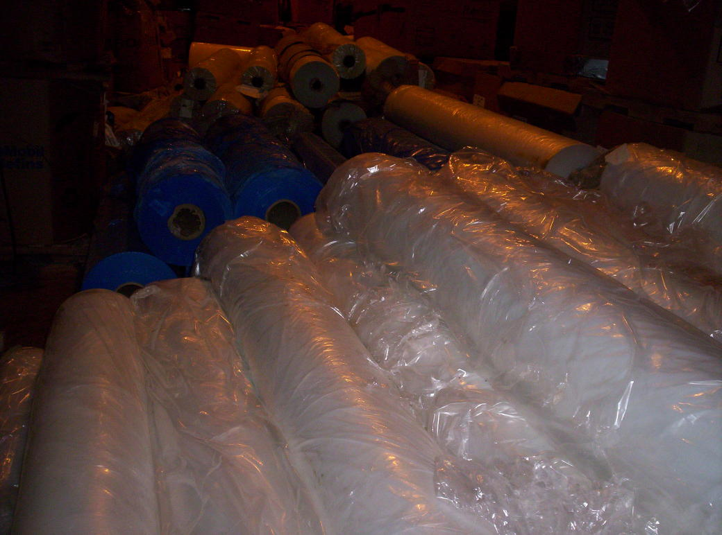 LDPE A Grade Film on Rolls 5