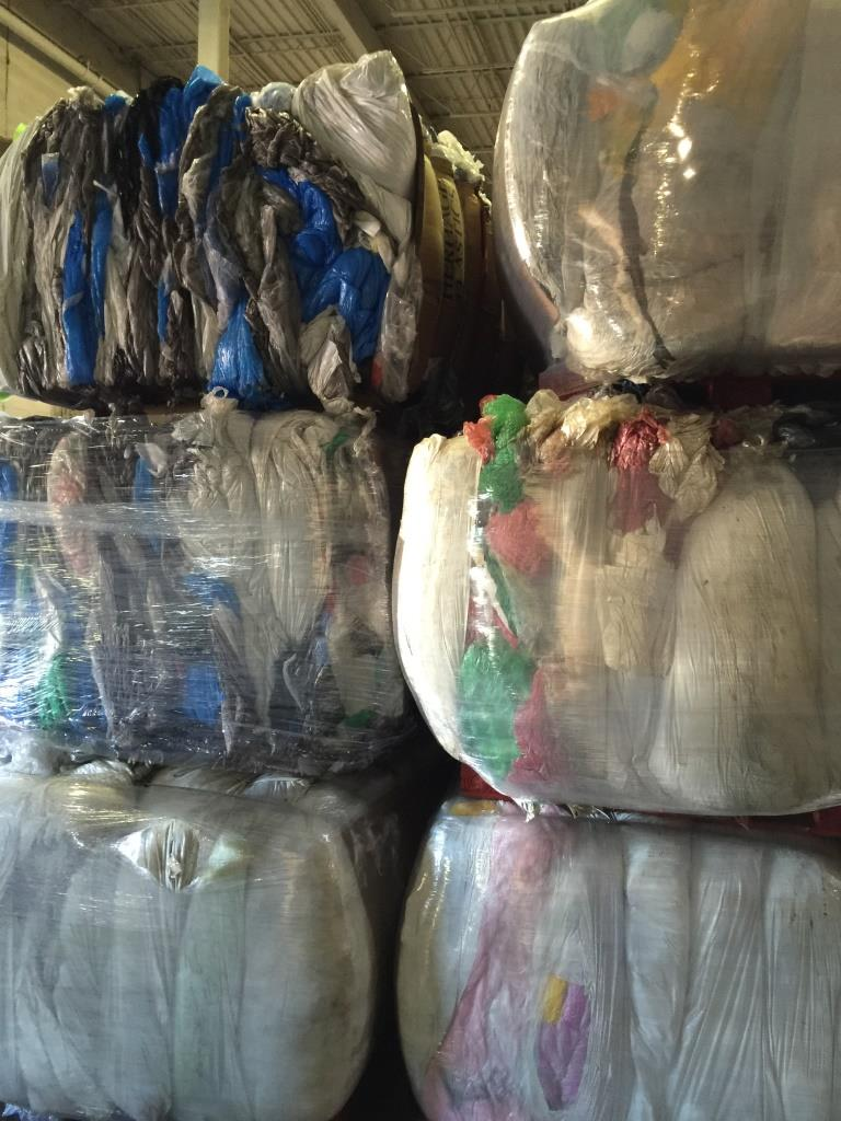 LDPE Baled Film Mix Color 24