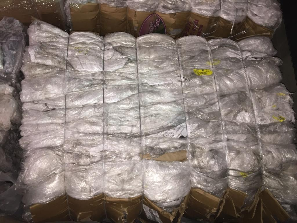 LDPE Baled Film Nat (A Grade) 10