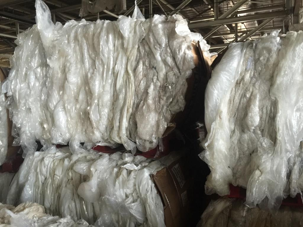 LDPE Baled Film Nat (A Grade) 14
