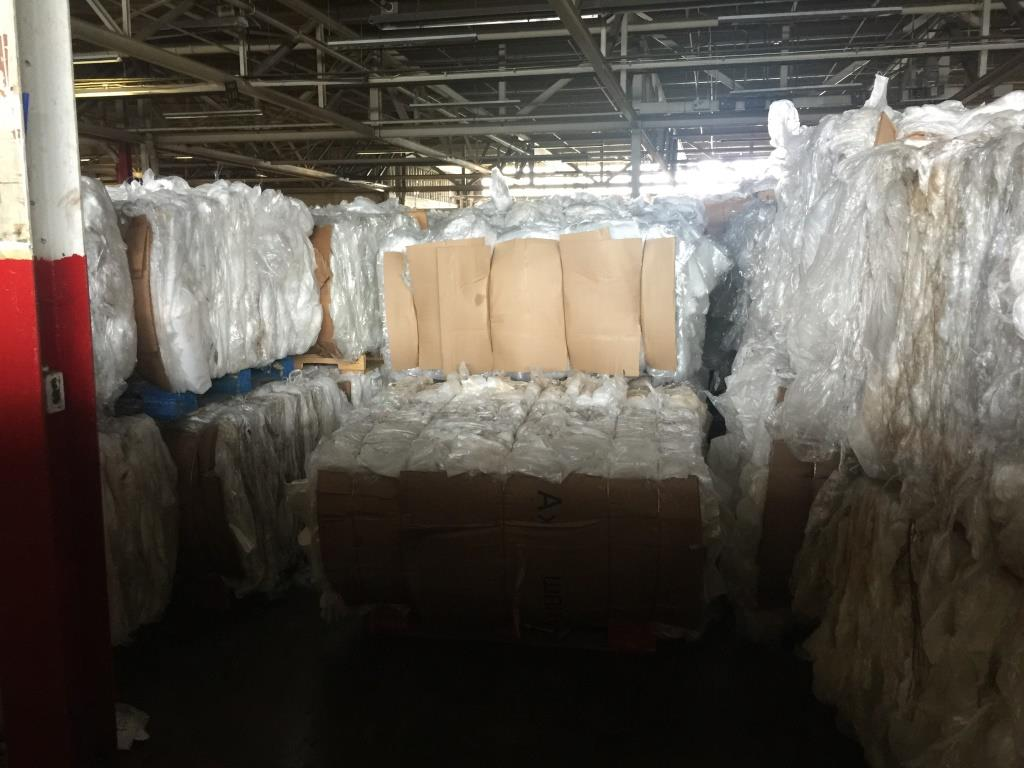 LDPE Baled Film Nat (A Grade) 2