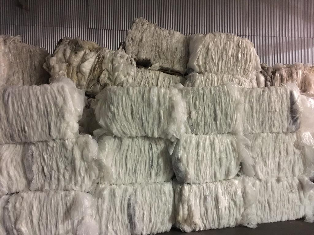 LDPE Baled Film Nat (A Grade) 21
