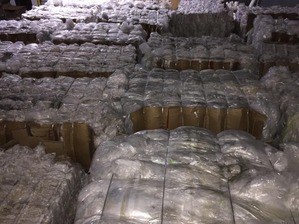 LDPE Baled Film Nat (A Grade) 22