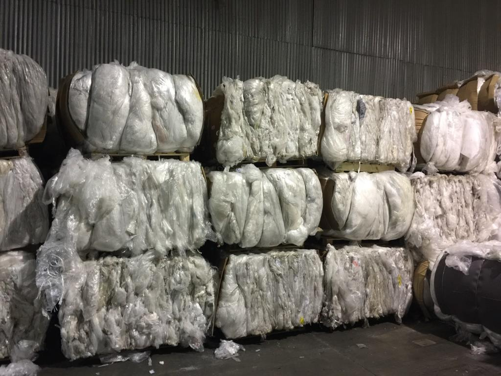 LDPE Baled Film Nat (A Grade) 6