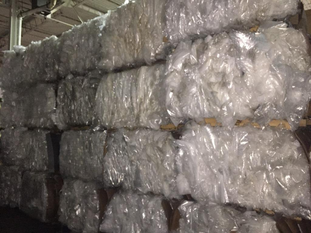LDPE Baled Film Nat (Super A) 2