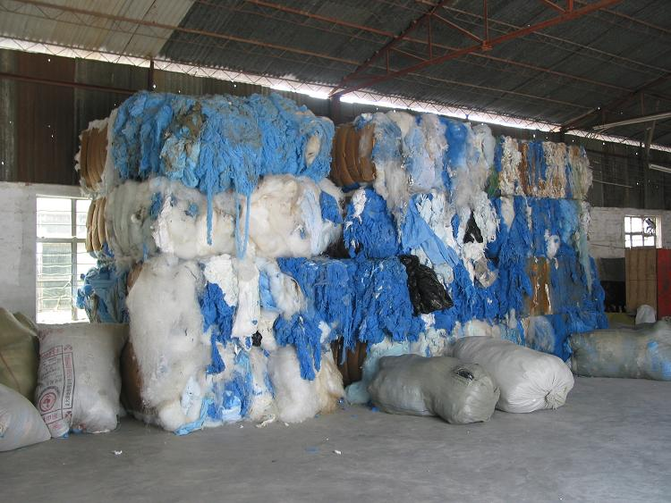 PET - PE Yarn Bales 1