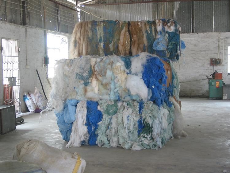 PET - PE Yarn Bales 3